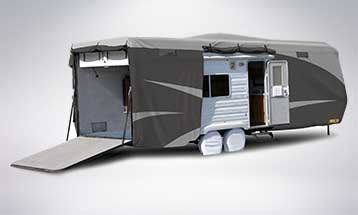 toy hauler with cover - Rv Cover