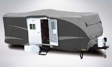 Travel Trailer Cover photo & RV Covers Travel Trailer Covers Camper Covers