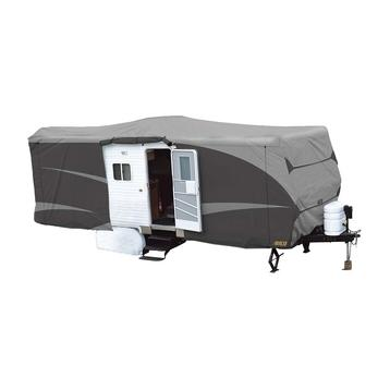 Aquashed Travel Trailer Cover