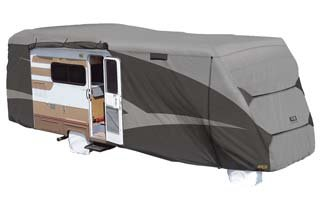 Tyvek Designer RV Cover on: class-c