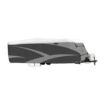 RV Style: travel-trailer-rv-covers; Material: tyvek-wind