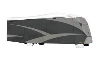 Tyvek Wind RV Cover on: class-c