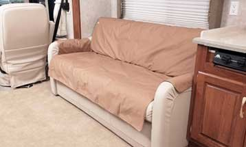 Sofa Saver RV Couch Cover