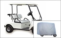 2 Seater Golf Cart Covers
